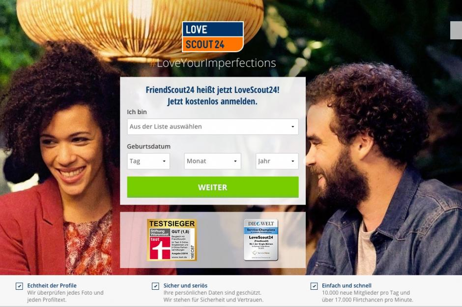 Partnersuche singles friendscout24 österreich